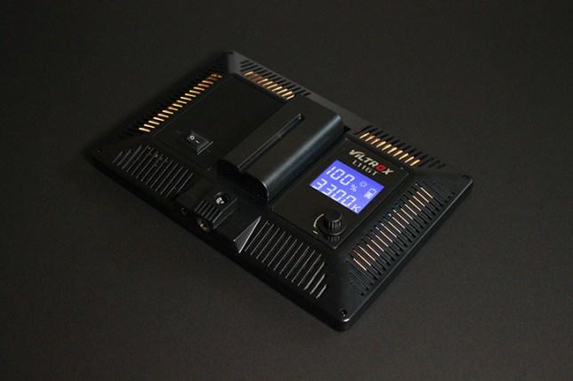 Viltrox L116T プロ 薄型 LED ビデオライト-3300K