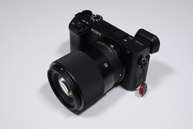 α6400 + SIGMA 30mm F1.4 DC DN   Contemporary