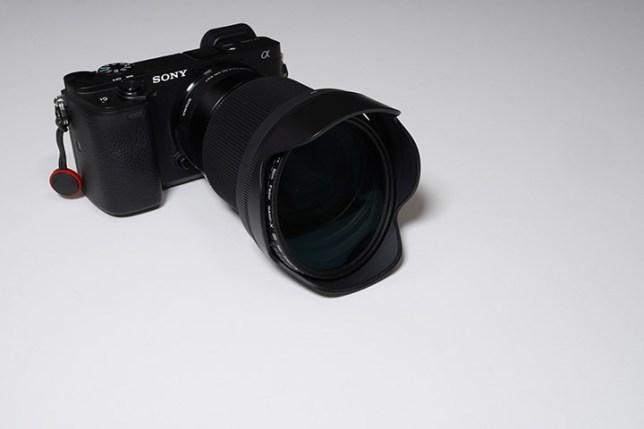 K&F Concept 可変式 NDフィルター + SIGMA16mm