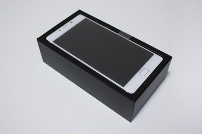 KIWAMI 2 箱を開けた様子