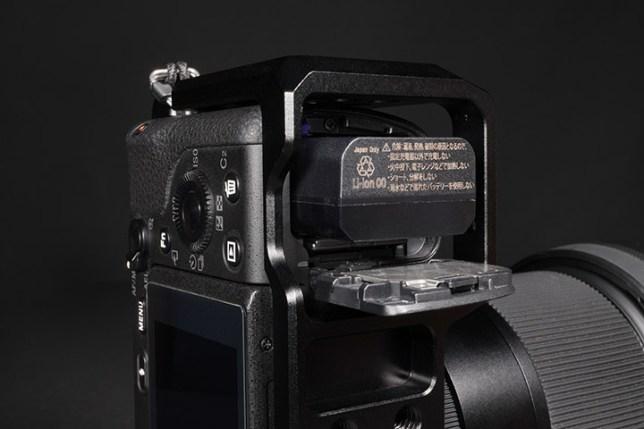 NICEYRIG Sony α6000シリーズ用アルミカメラケージ