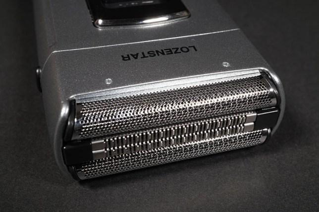 ロゼンスター 水洗いポケそり 3枚刃 S-686K