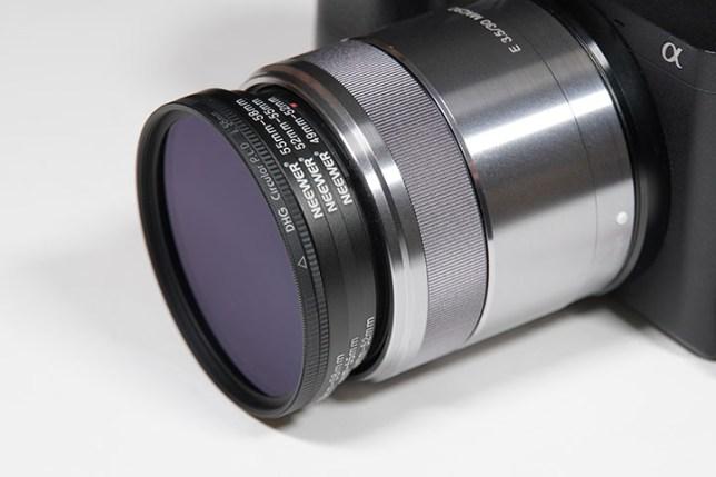 α6400+E30mm F3.5 Macro+ステップアップリング クローズアップ