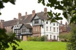 Northfield Manor House - vacant before the fire