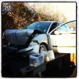 West midlands Fire Service promote safe driving