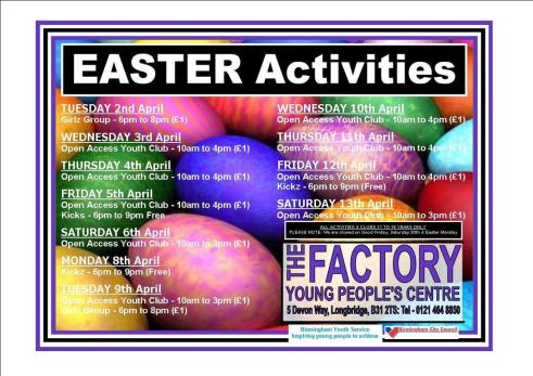 Easterfactory