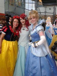 More Disney princesses