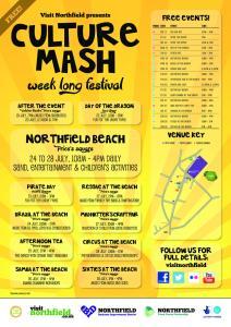 Culture Mash poster
