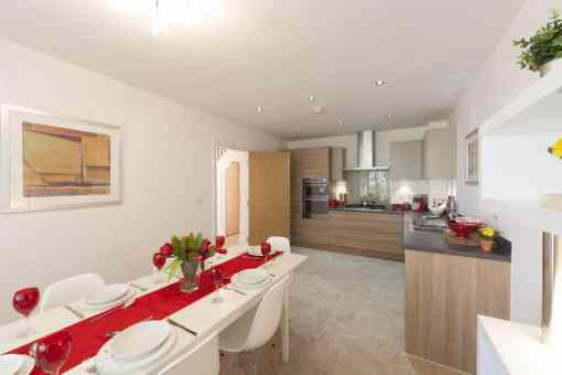 4 Bed showhome, Park View development, Longbridge, Birmingham