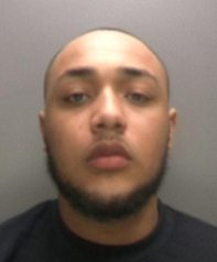 Guilty: Armani Mitchell | Image West Midlands Polcie