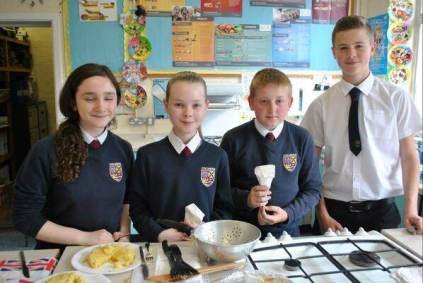 Ready Steady Cook winners