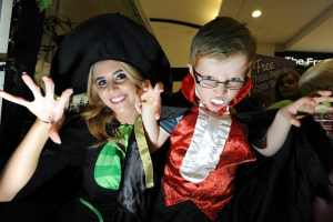 Transform into a Halloween horror at Northfield Shopping Centre on October 31