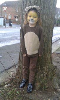 @TraceyHalpin's Baby Bear from Goldilocks