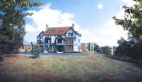 CGI of proposed replica apartment building