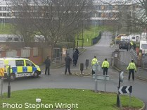 Police prepare to evict travellers