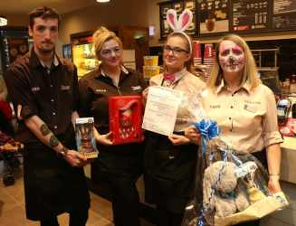 Costa Coffee Easter