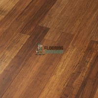 Carbonised Stranded Woven 14mm Real Wood Bamboo Flooring ...