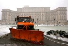 Photo of Cine a nins, să strângă. Cine este responsabil de deszăpezire în București?
