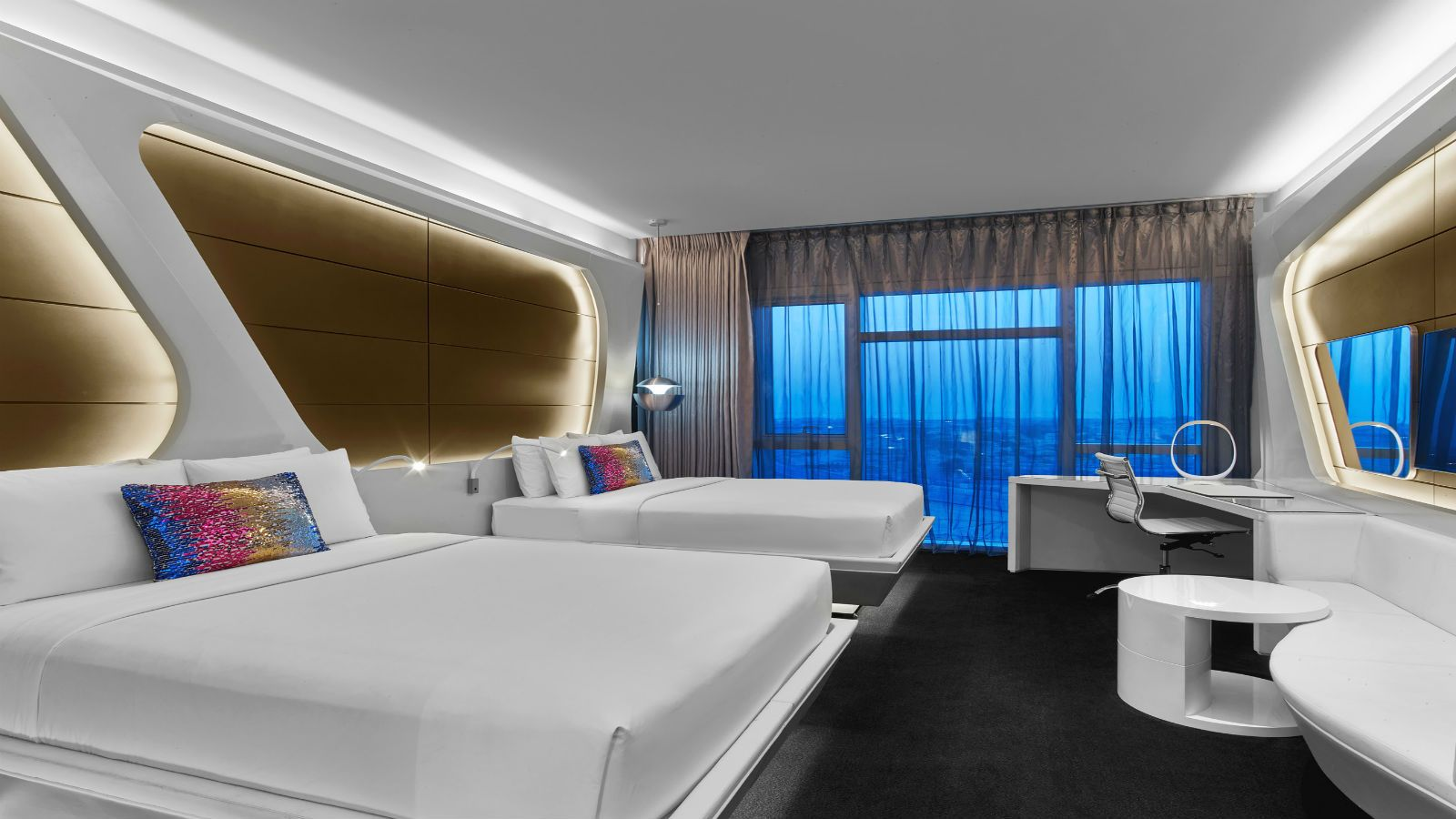Starwood Suites W Dubai  Al Habtoor City