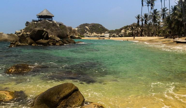 Cabo San Juan – parque Tayrona