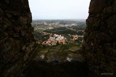 Viste desde el castillo de los moros