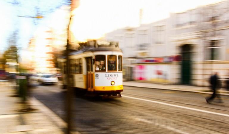 Entre fado y librerías; Lisboa