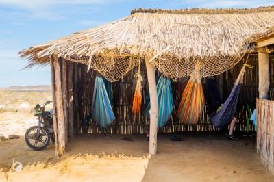 El hospedaje en Bahía Honda