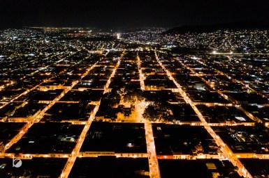 El zócalo de Oaxaca