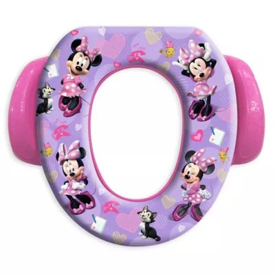 hello kitty potty chair funky bed training seat step stool books more bath disney minnie mouse happy helpers soft