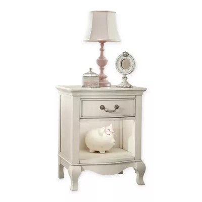 Buy Hillsdale Kensington Nightstand in Antique White from