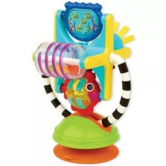 High Chair Suction Toys Gold Covers Uk Buybuy Baby Sassy Reg Fishy Fascination Station