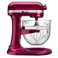 Kitchen Aid Glass Bowl Affordable Kitchens Kitchenaid 6 Qt Stand Mixer Bed Bath Beyond