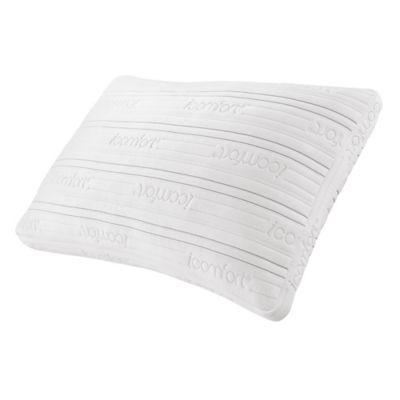 serta icomfort scrunch 3 0 bed pillow in white