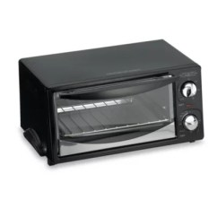 Bella Kitchen Rubber Flooring Cucina 4 Slice Black Toaster Oven Bed Bath And Beyond Canada