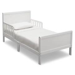 Bianca Futon Sofa Bed Review Fabric Reclining Uk Delta Children Fancy Wood Toddler In White Bath