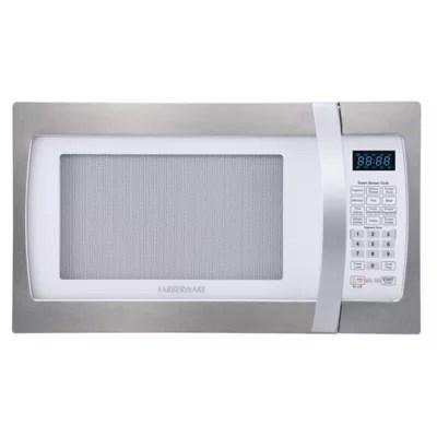 farberware 1 3 cubic feet microwave