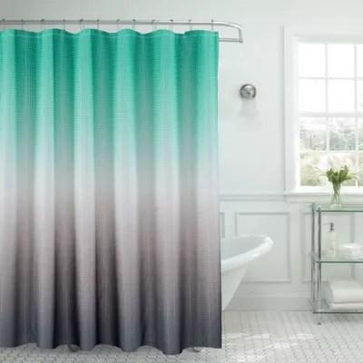 rust shower curtain bed bath beyond