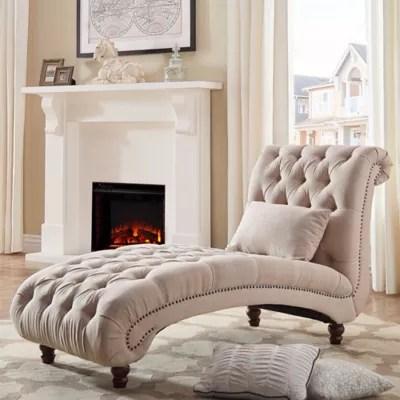 plush chaise lounge chair bed bath