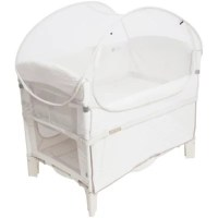 Arm's Reach Ezee Ideal Canopy in White | Bed Bath & Beyond