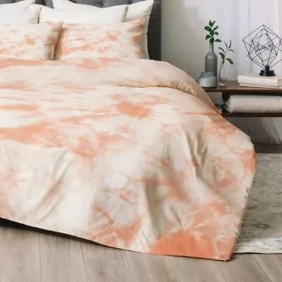 Deny Designs Tie Dye 3 Comforter Set  Bed Bath  Beyond