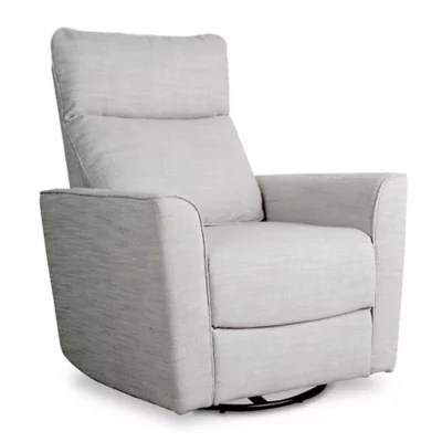 best chairs geneva glider white hanging chair canada gliders rockers recliners buybuy baby appleseed crosby comfort swivel in grey