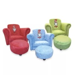Dr Seuss Chair Hanging Briscoes Trend Lab And Ottoman Bed Bath Beyond