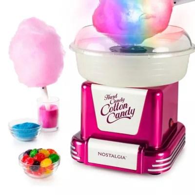 nostalgia electrics cotton candy