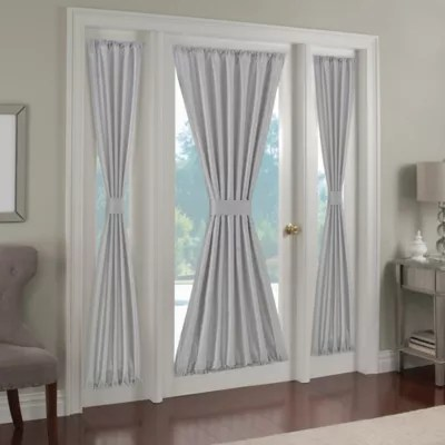 Paradise Rod Pocket Door Curtain Panel  Bed Bath  Beyond