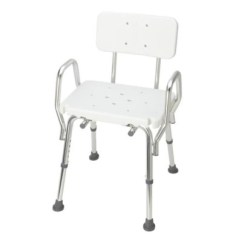 Handicap Shower Chair Where To Buy Beach Chairs Bed Bath Beyond Dmi And In White