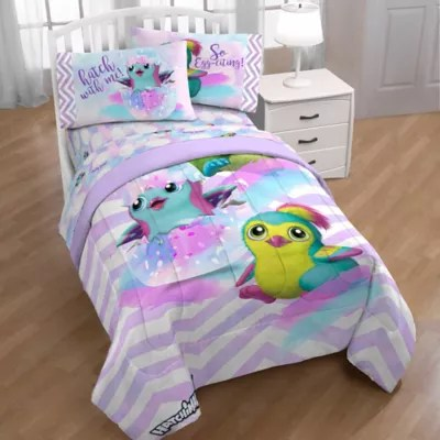 hatchimals water cheggron comforter