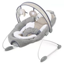 Infant Bouncy Chair Baby Alive High Bouncers Activity Chairs Buybuy Ingenuity Townsend Smartbounce Automatic Bouncer