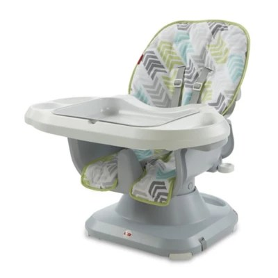 fisher price spacesaver high chair cover commode walgreens in arrow dynamic bed bath beyond view a larger version of this product image click to zoom alternate 1 for