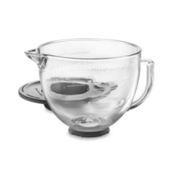 Kitchen Aid Glass Bowl Cupboard Jamaica Kitchenaid For 5 Quart Artisan And Tilt Head Stand Mixers Bed Bath Beyond