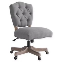 Office Desk Chairs Fan Back Chair Executive Conference Bed Linon Home Kelsey